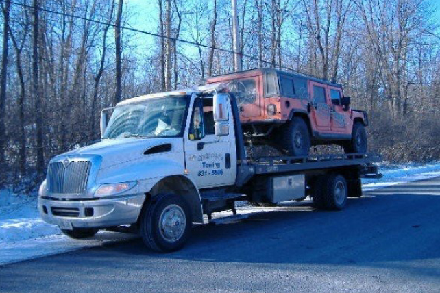 Towing & Hauling